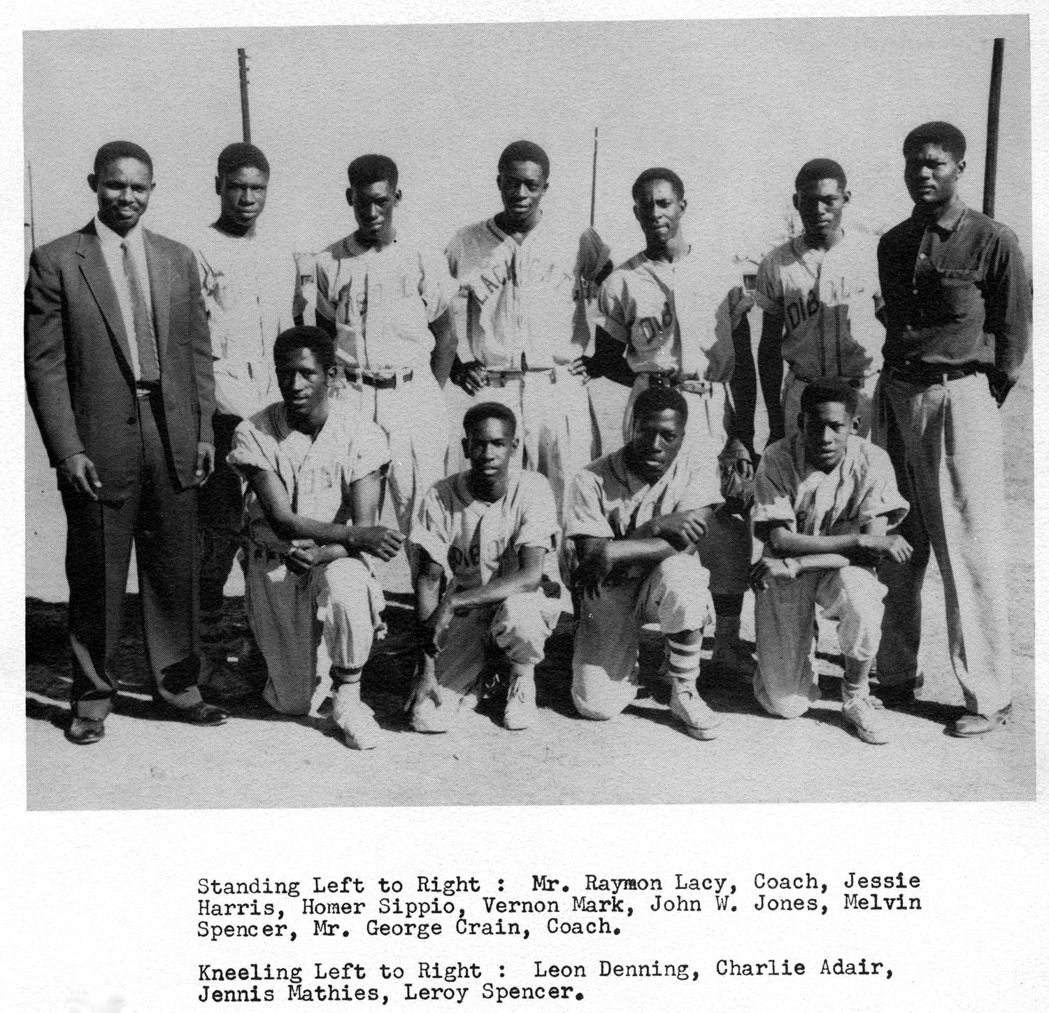 H.G. Temple High School: Remembering Diboll's African American ...