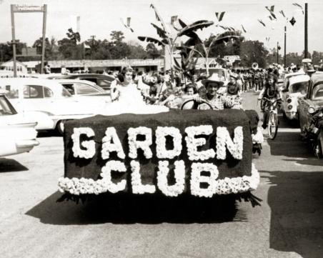 The Diboll Garden Club 1960-2020