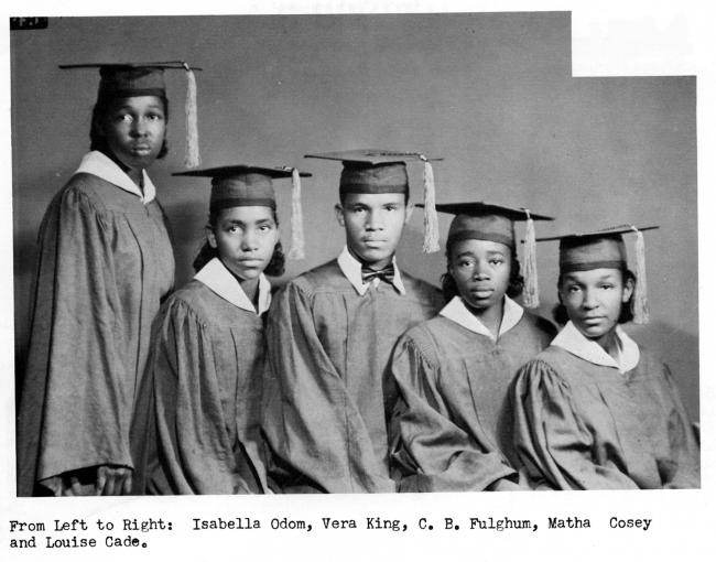 H.G. Temple High School: Remembering Diboll's African American School